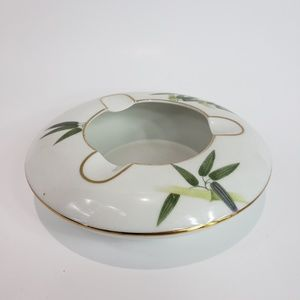 Narumi china made in Japan bamboo ashtray